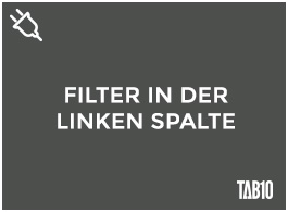Filter in der linken Spalte